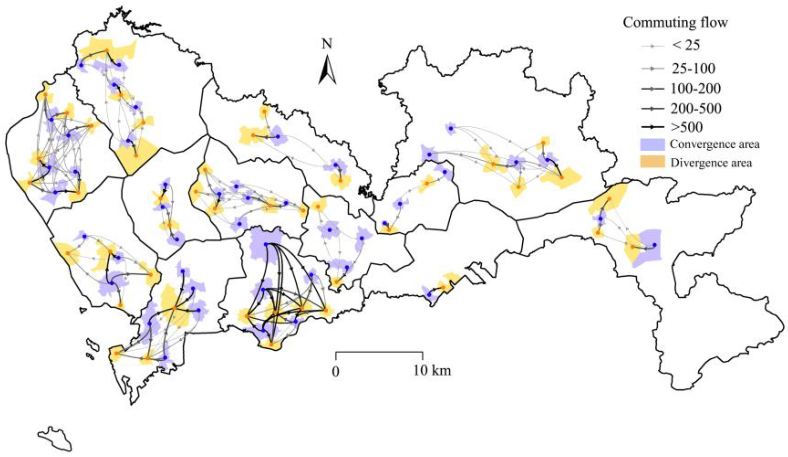 Urban taxis and air pollution a case study in harbin china