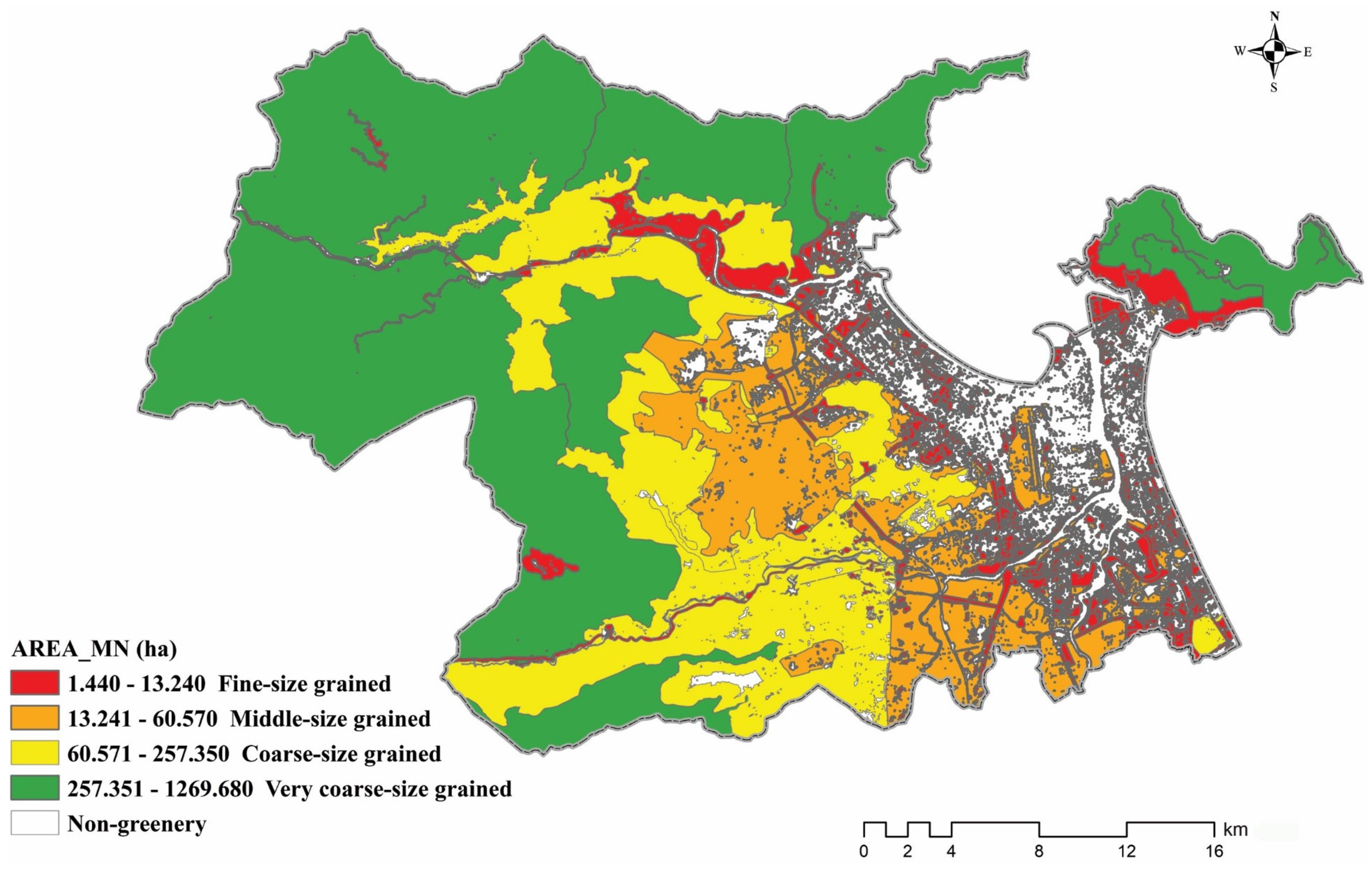 Sustainability | Free Full-Text | Da Nang Green Space System ...
