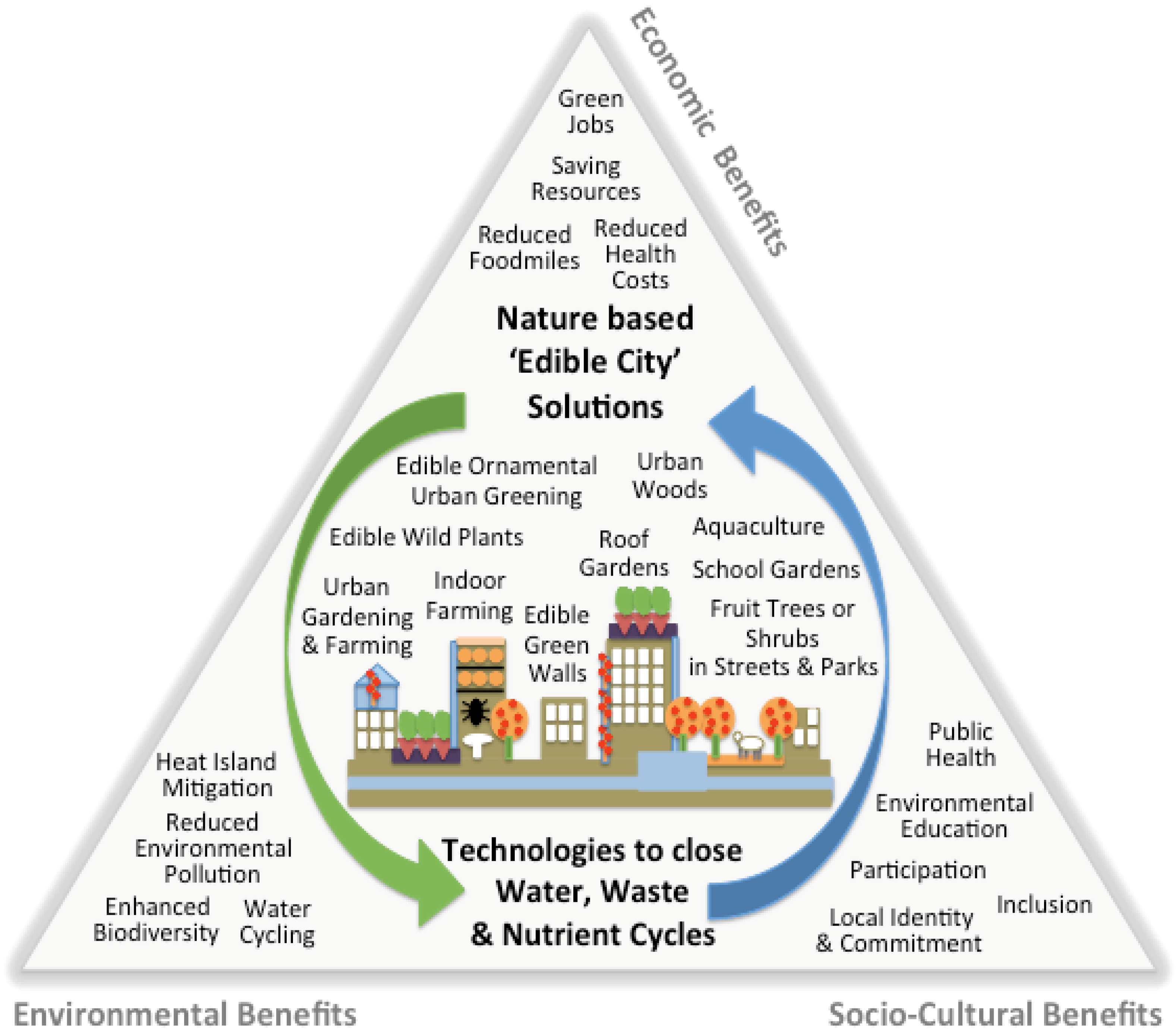 Sustainability | Free Full-Text | Edible City Solutions—One