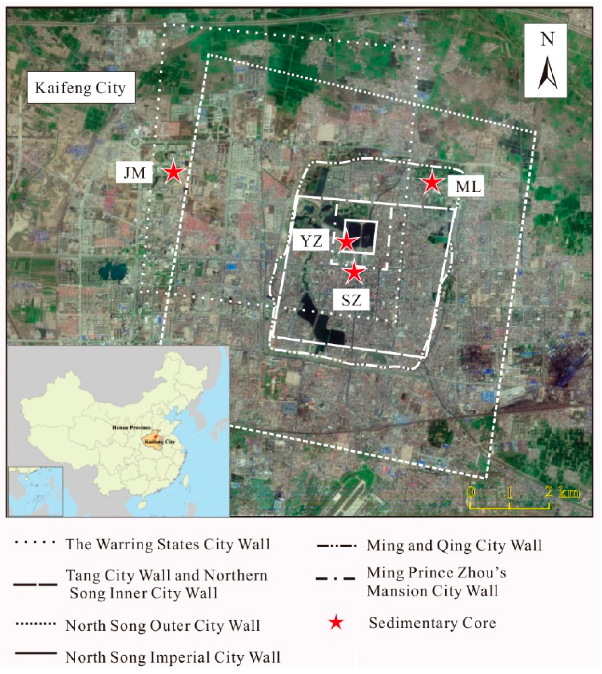 Sustainability   Free Full-Text   A Geoarchaeological Reading of the on wuxi china map world, wuhan china map world, xinxiang china map world, suzhou china map world, chengdu china map world, kunming china map world, hangzhou china map world, hefei china map world,