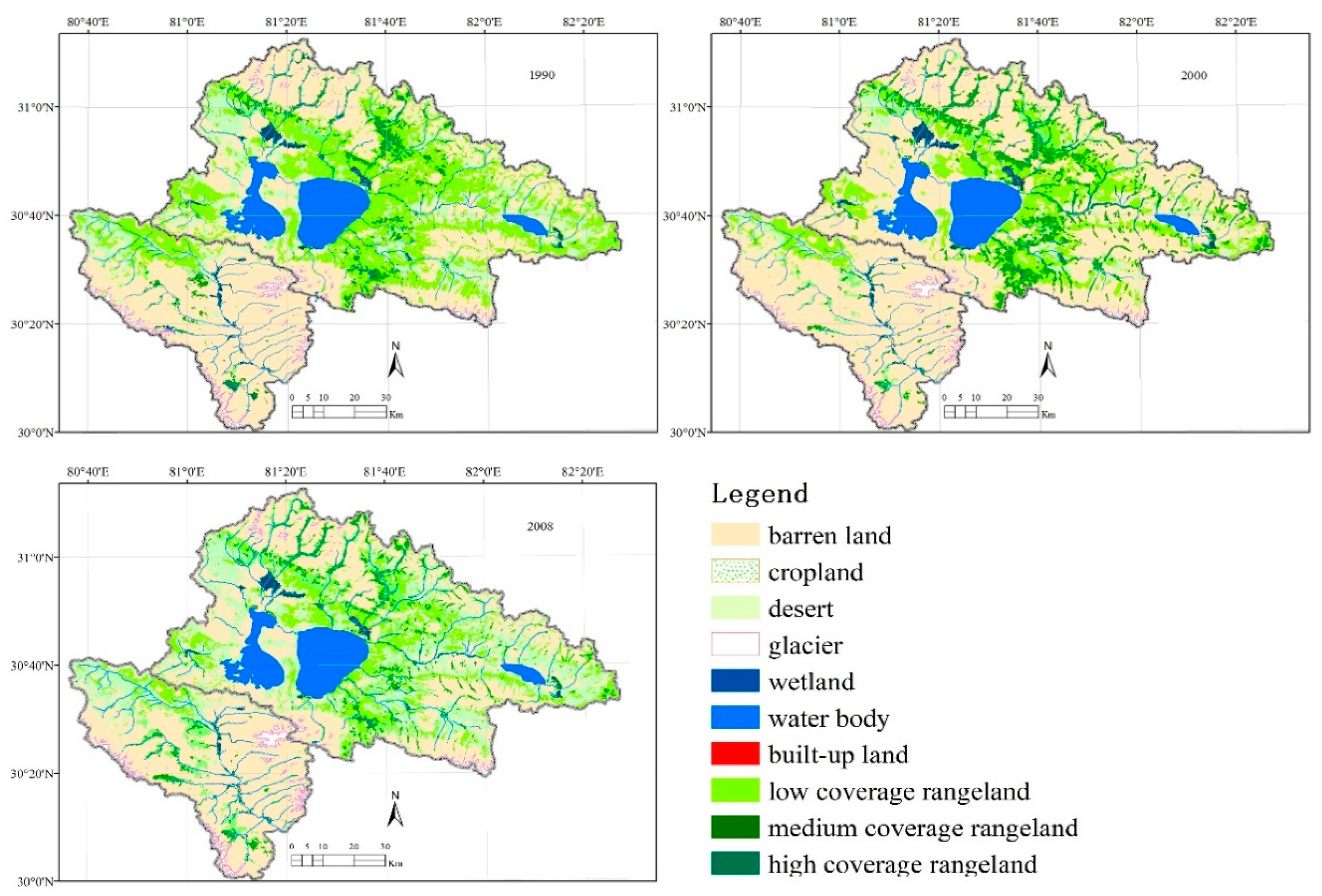 Sustainability   Free Full-Text   Land Use and Land Cover