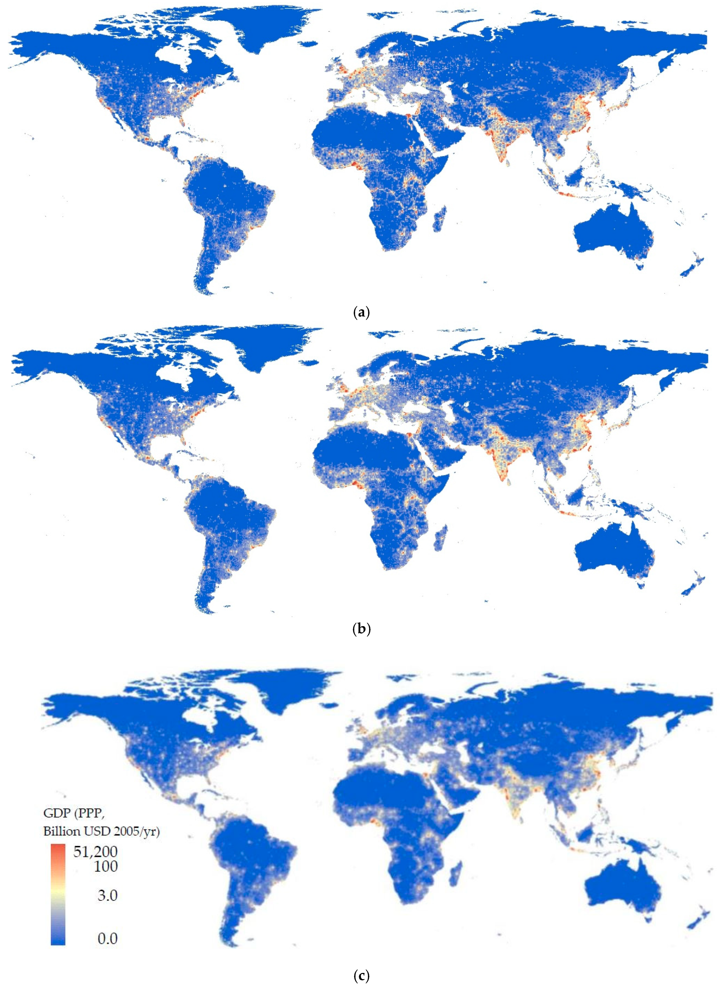 Sustainability   Free Full-Text   Estimation of Gridded ... on