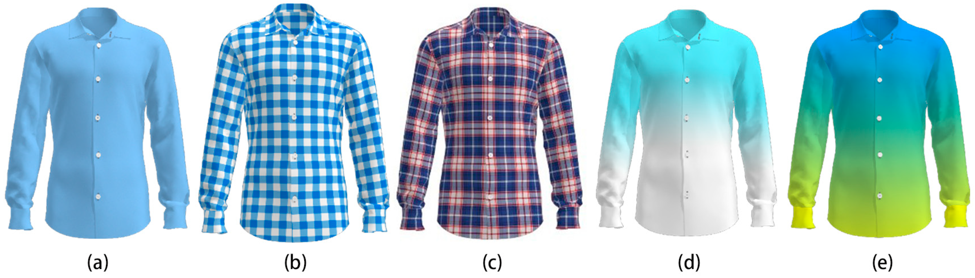 Sustainability Free Full Text Perception And Preference Analysis Of Fashion Colors Solid Color Shirts Html