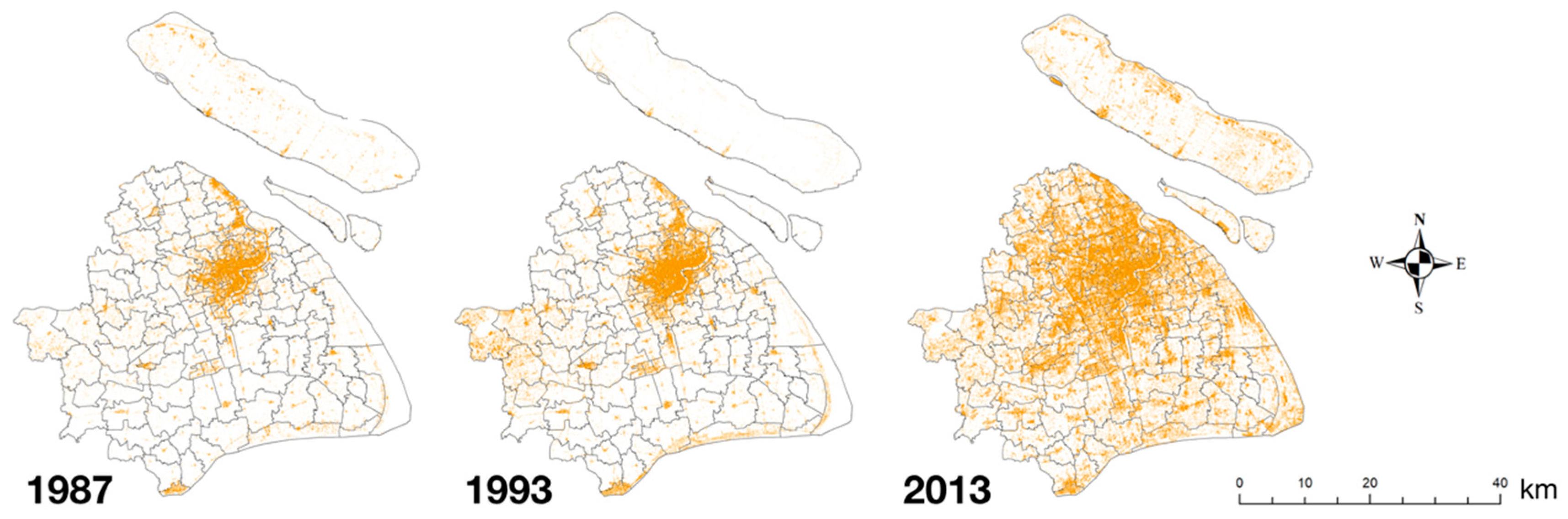 Sustainability | Free Full-Text | Spatial Assessment of Urban