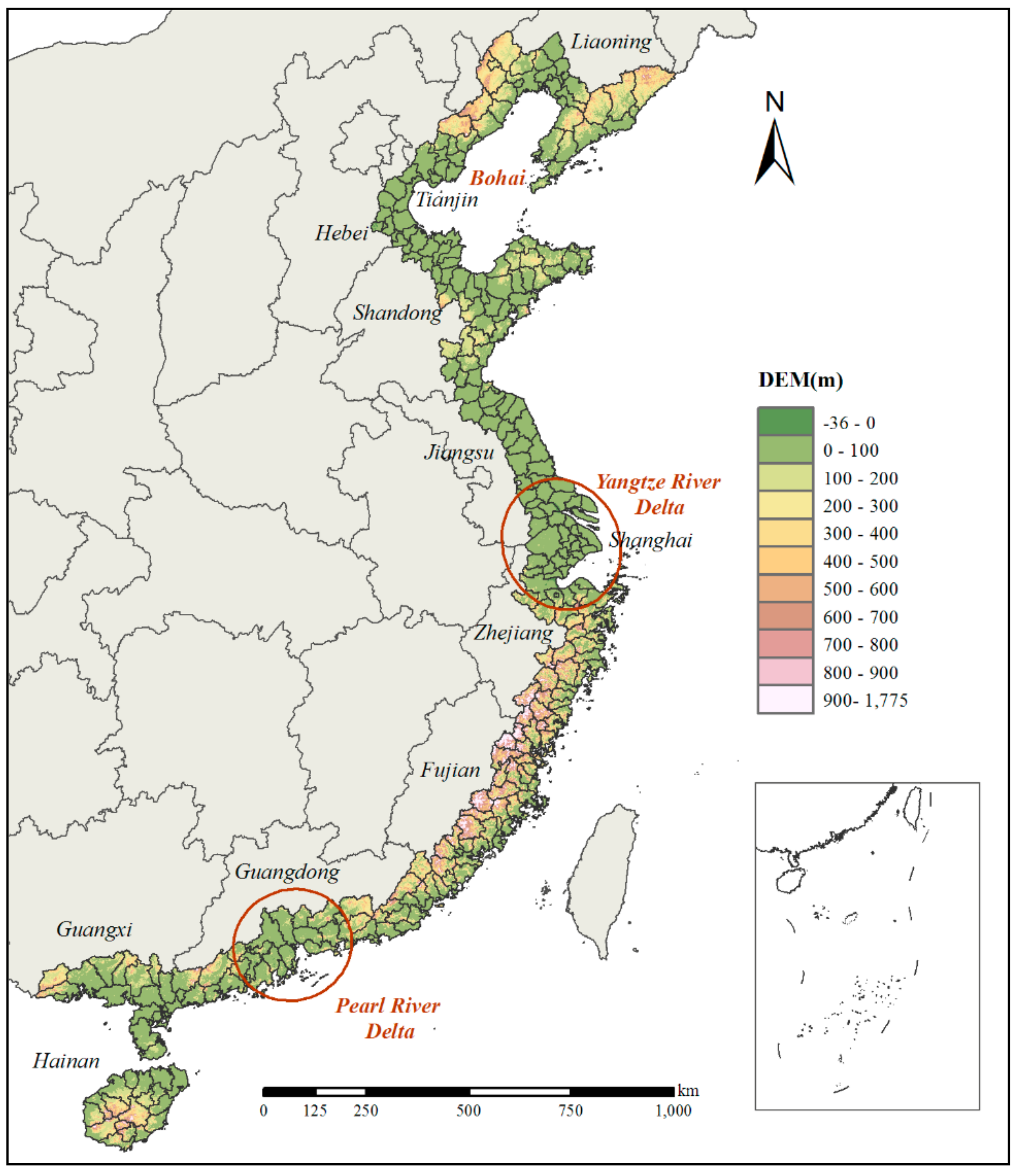 Sustainability | Free Full-Text | Spatially Explicit ...