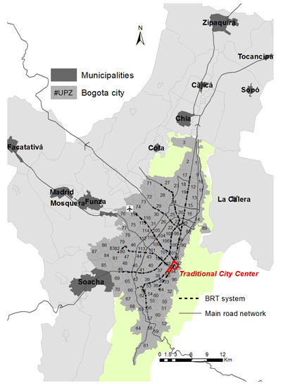 Revisiting Accessibility in a Context of Sustainable Transport: Capabilities and Inequalities in Bogotá