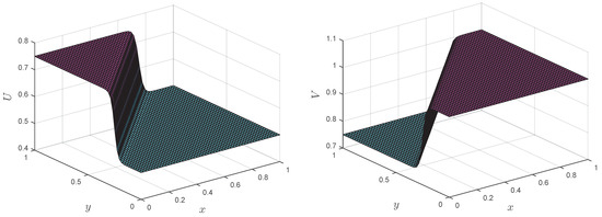 Symmetry   Free Full-Text   Numerical Simulation of PDEs by