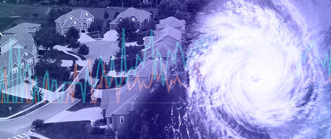 A Systematic Analysis of Smart Real Estate and Disaster Big Data