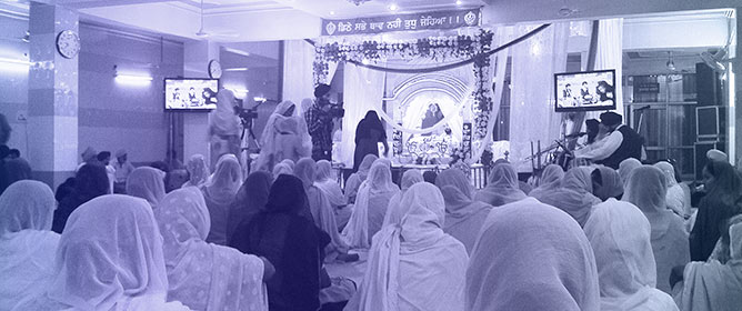 """I Get Peace:"" Gender and Religious Life in a Delhi Gurdwara"