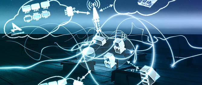 5G support for Industrial IoT Applications