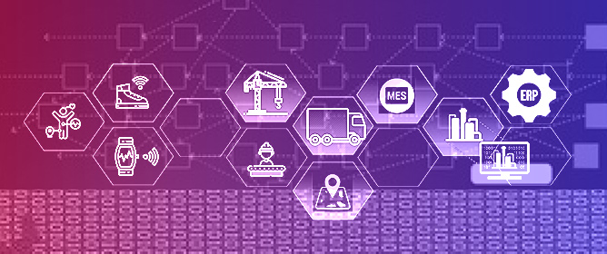 Data Handling in Industry 4.0: Interoperability Based on Distributed Ledger Technology