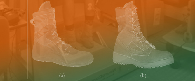 Role of Military Footwear and Load Carriage on Postural Stability