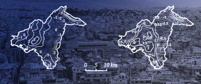 Urban Morphological Controls on Surface Thermal Dynamics: A Comparative Assessment of Major European Cities with a Focus on Athens, Greece