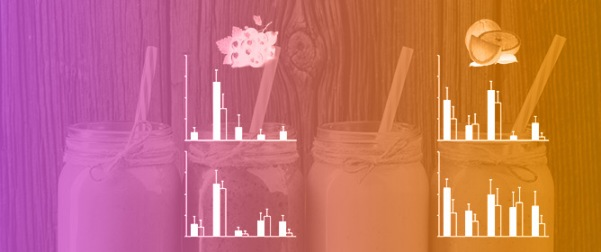Healthy Drinks with Lovely Colors: Phenolic Compounds as Constituents of Functional Beverages