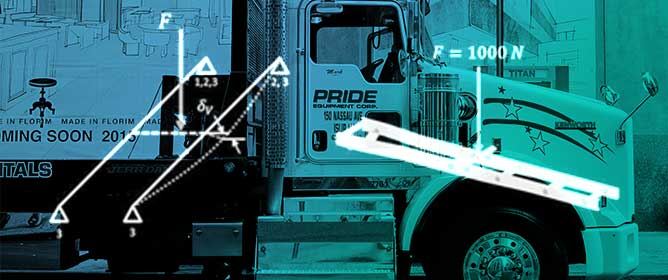 Lightweight Chassis Design of Hybrid Trucks Considering Multiple Road Conditions and Constraints