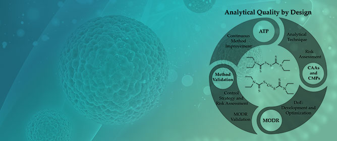 Expediting Disulfiram Assays through a Systematic Analytical Quality by Design Approach