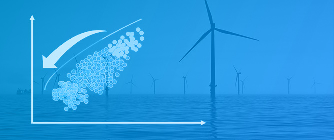 Optimal Life Extension Management of Offshore Wind Farms Based on the Modern Portfolio Theory