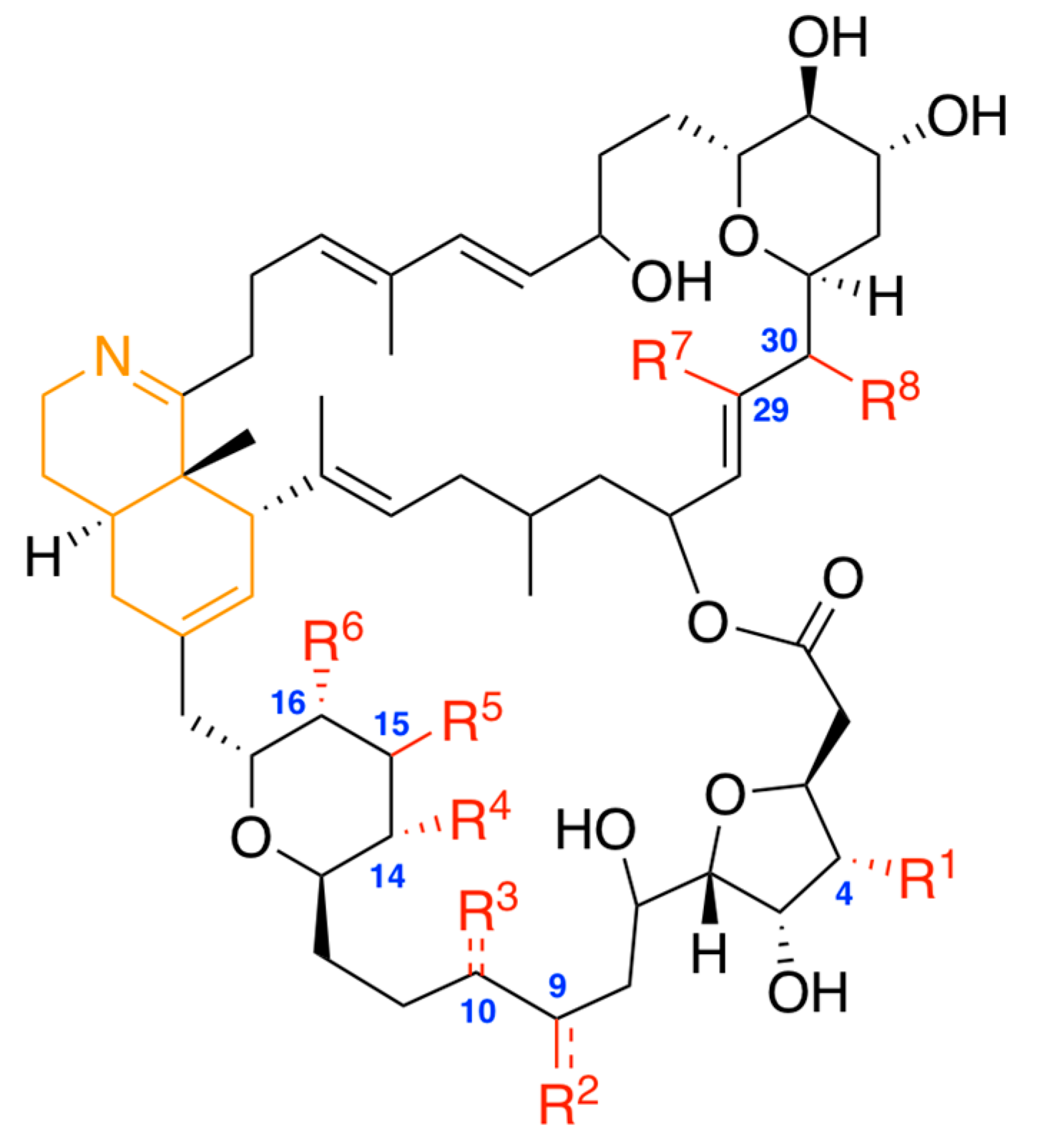 Prorocentrolide-A From Cultured