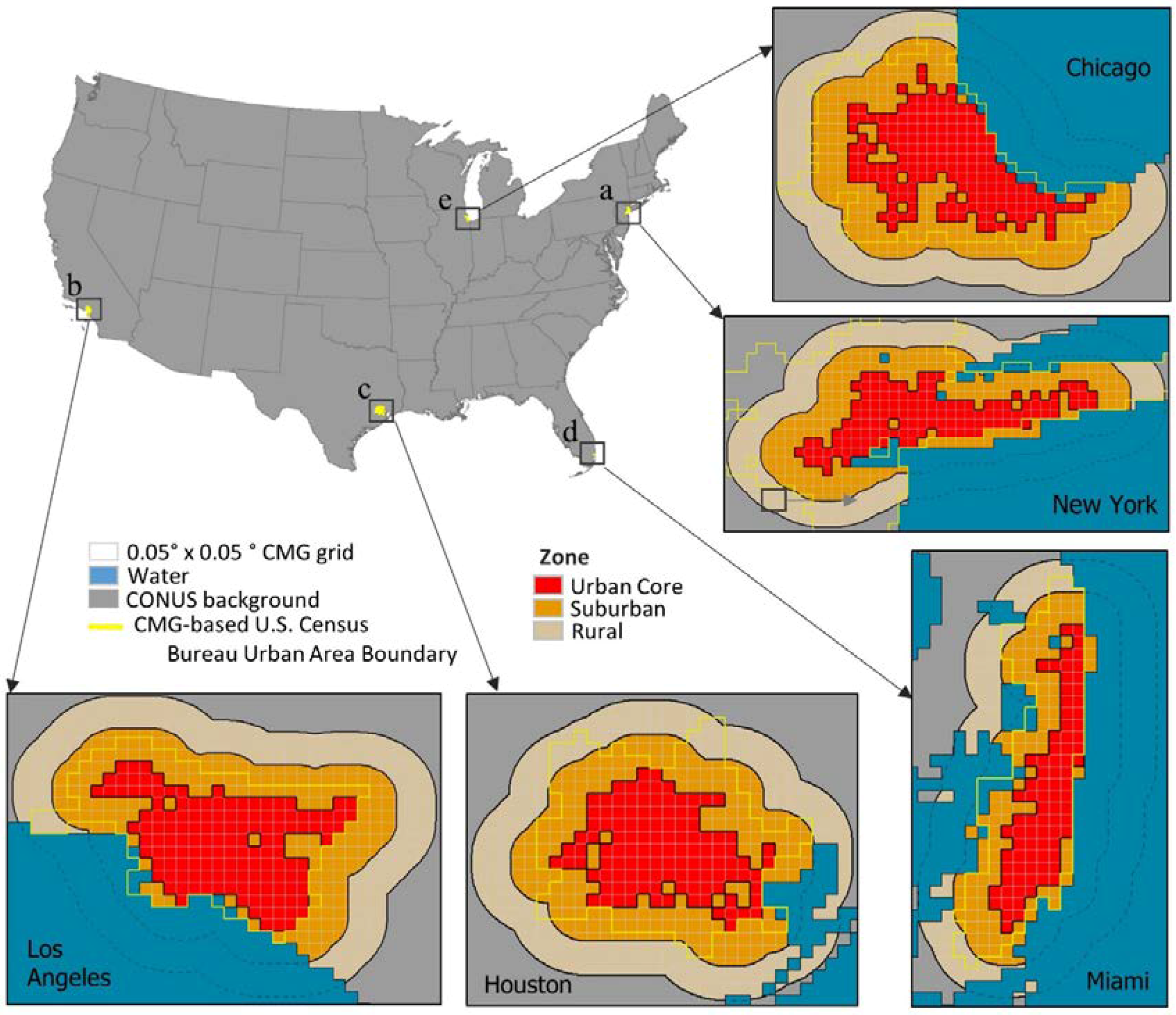 Urban Science | Free Full-Text | A Method for Mapping Future