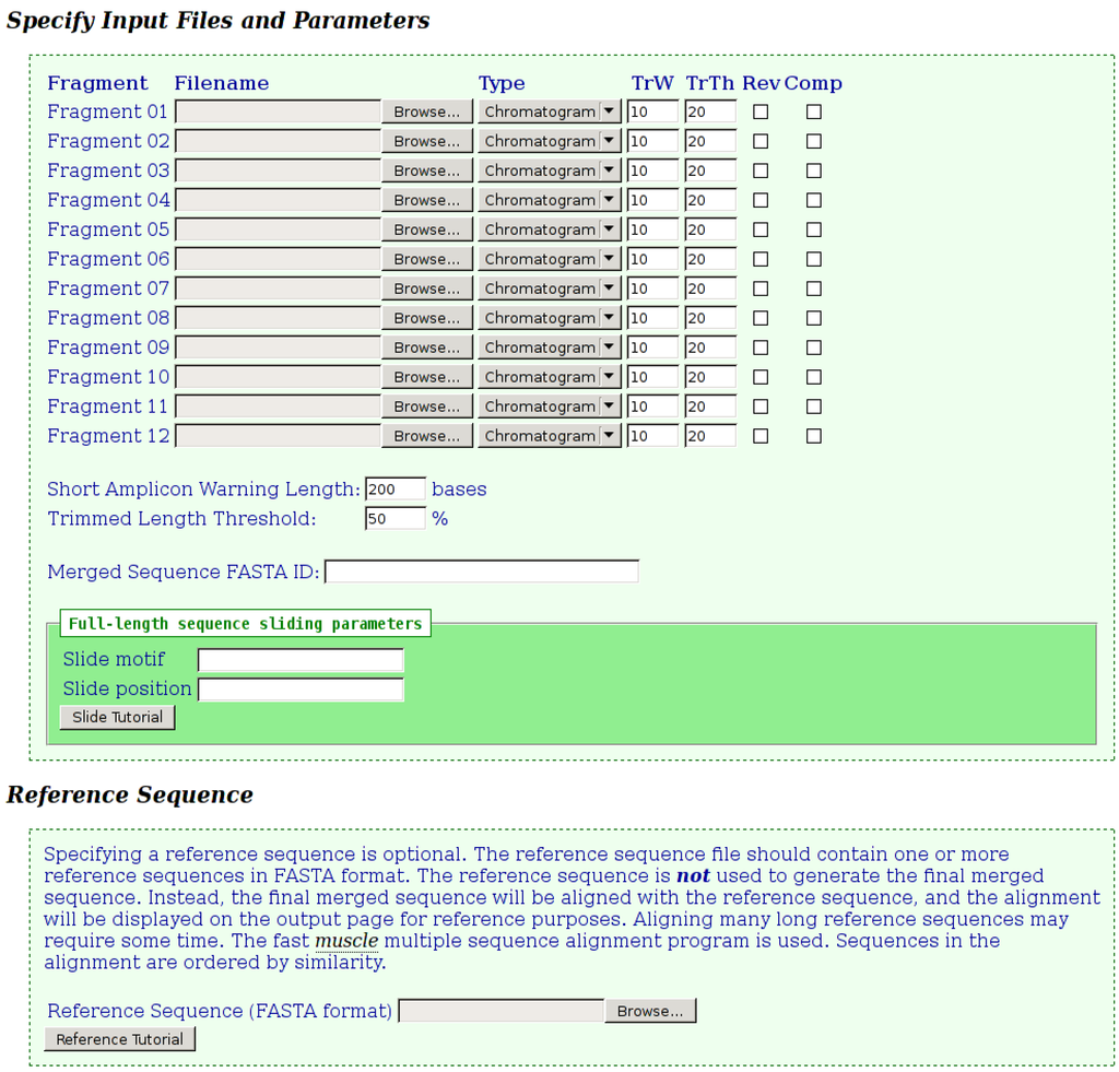 Viruses | Free Full-Text | Fragment Merger: An Online Tool