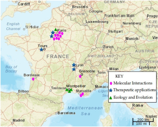 French Phage Network-—Second Meeting Report