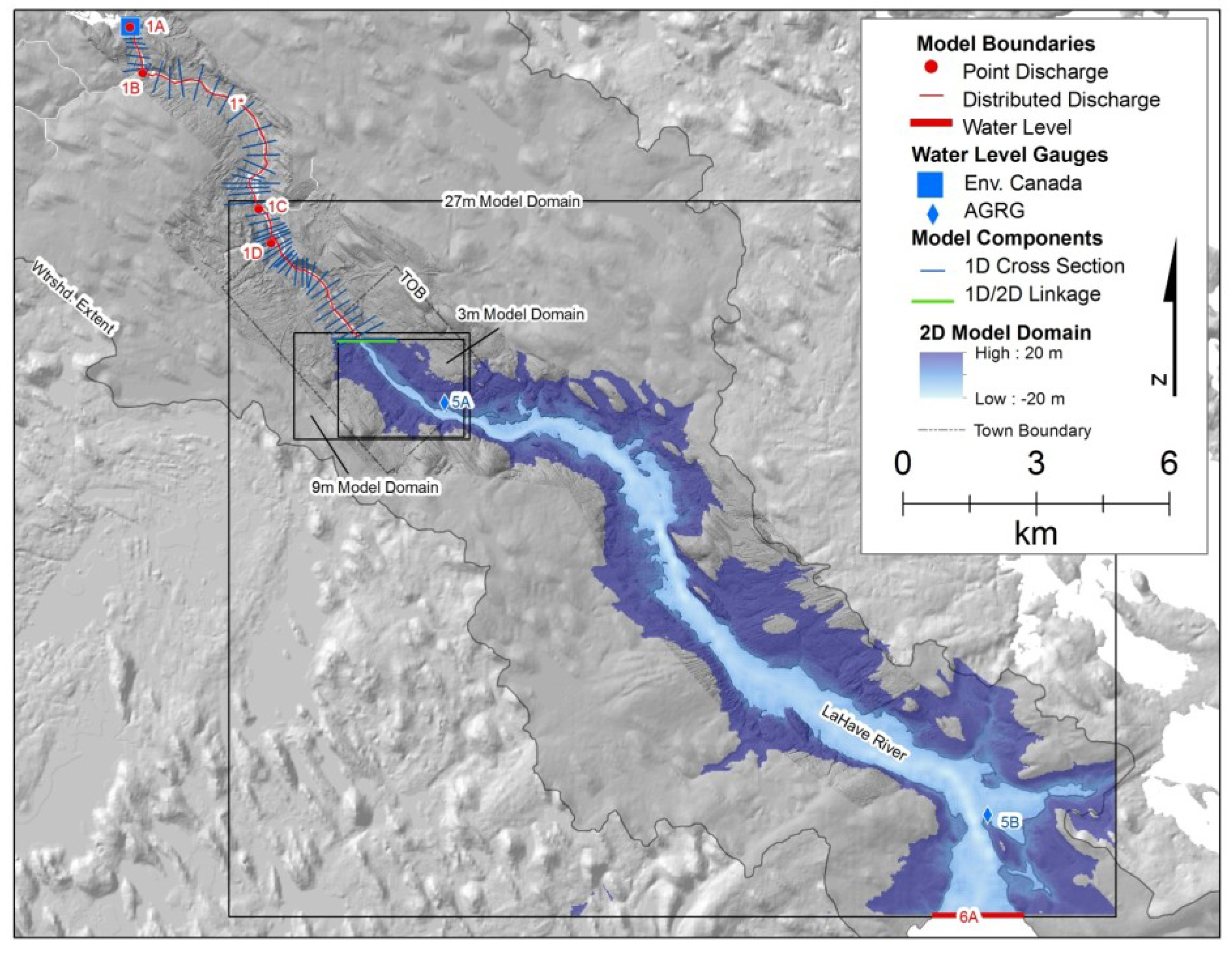 Water Free Full Text Integrated River And Coastal