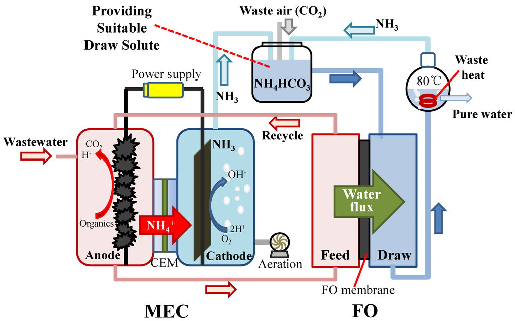 Energy Production Opportunities From Community Waste Water  Energy Production Opportunities From Community Waste Water Environmental  Sciences Essay