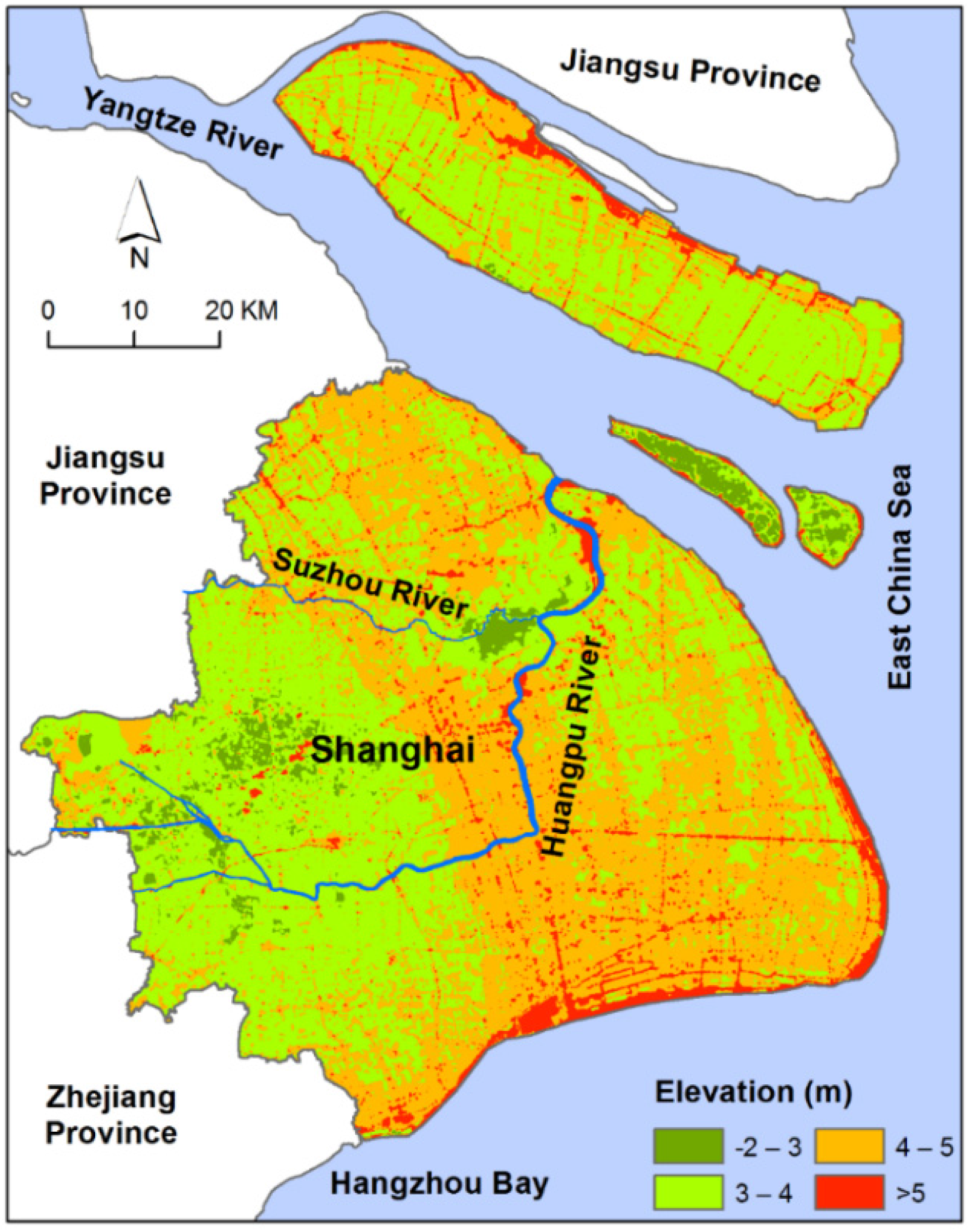 Detecting Flood Variations in Shanghai over 1949–2009 with Mann-Kendall Tests and a Newspaper-Based Database