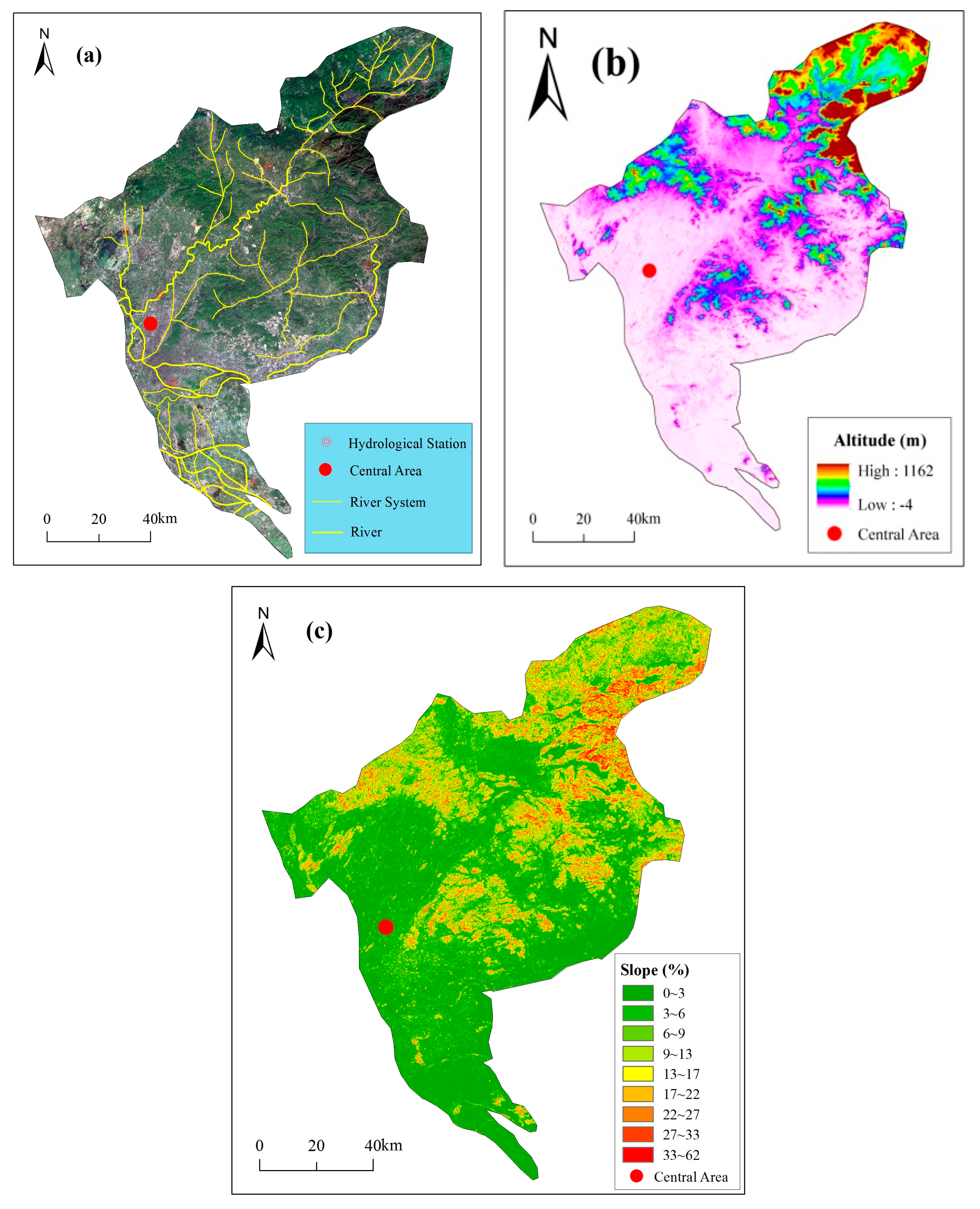 Water | Free Full-Text | Analysis and GIS Mapping of ...