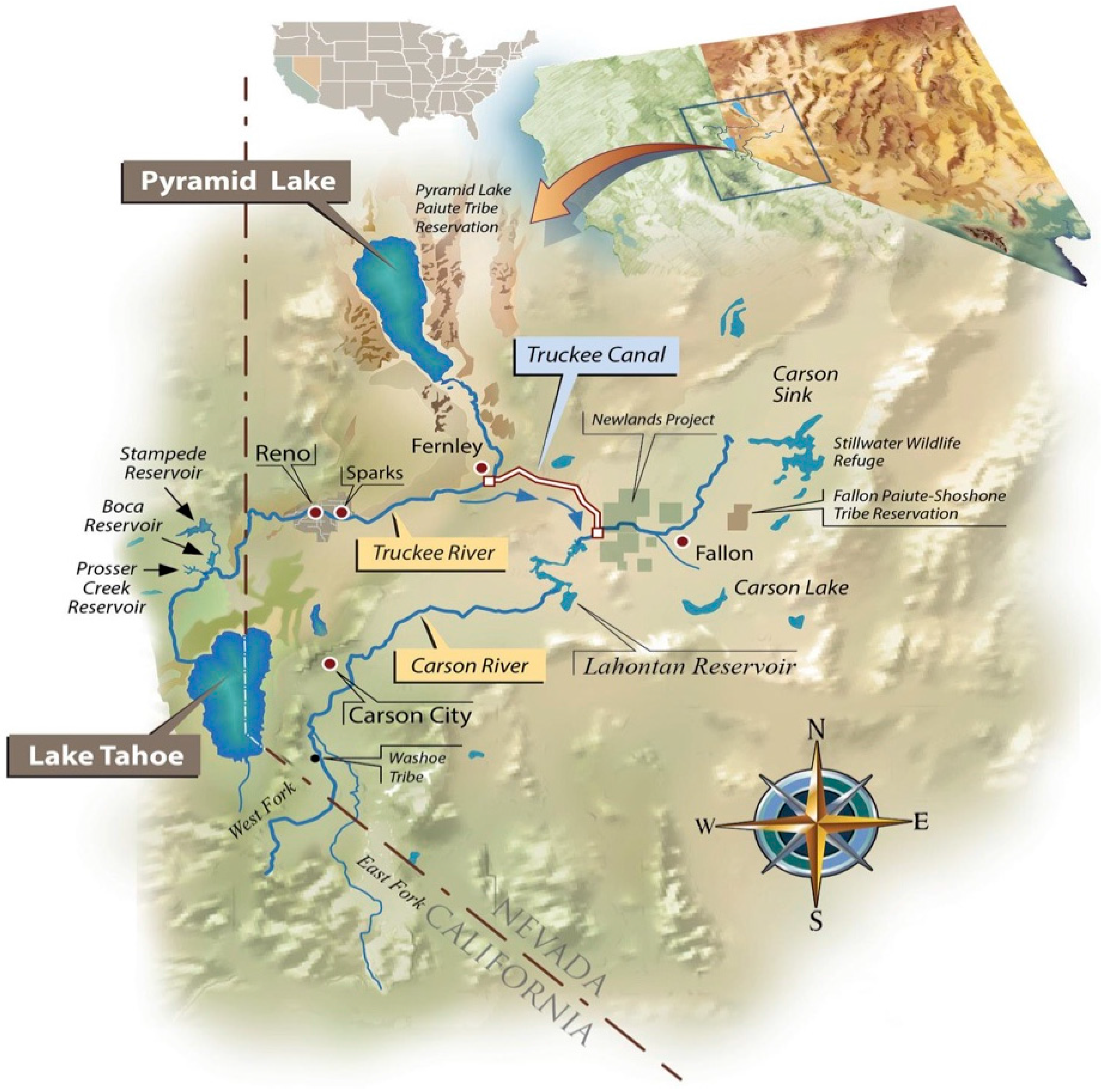 Water Free FullText Collaborative Modeling To Assess Drought - Us river system map