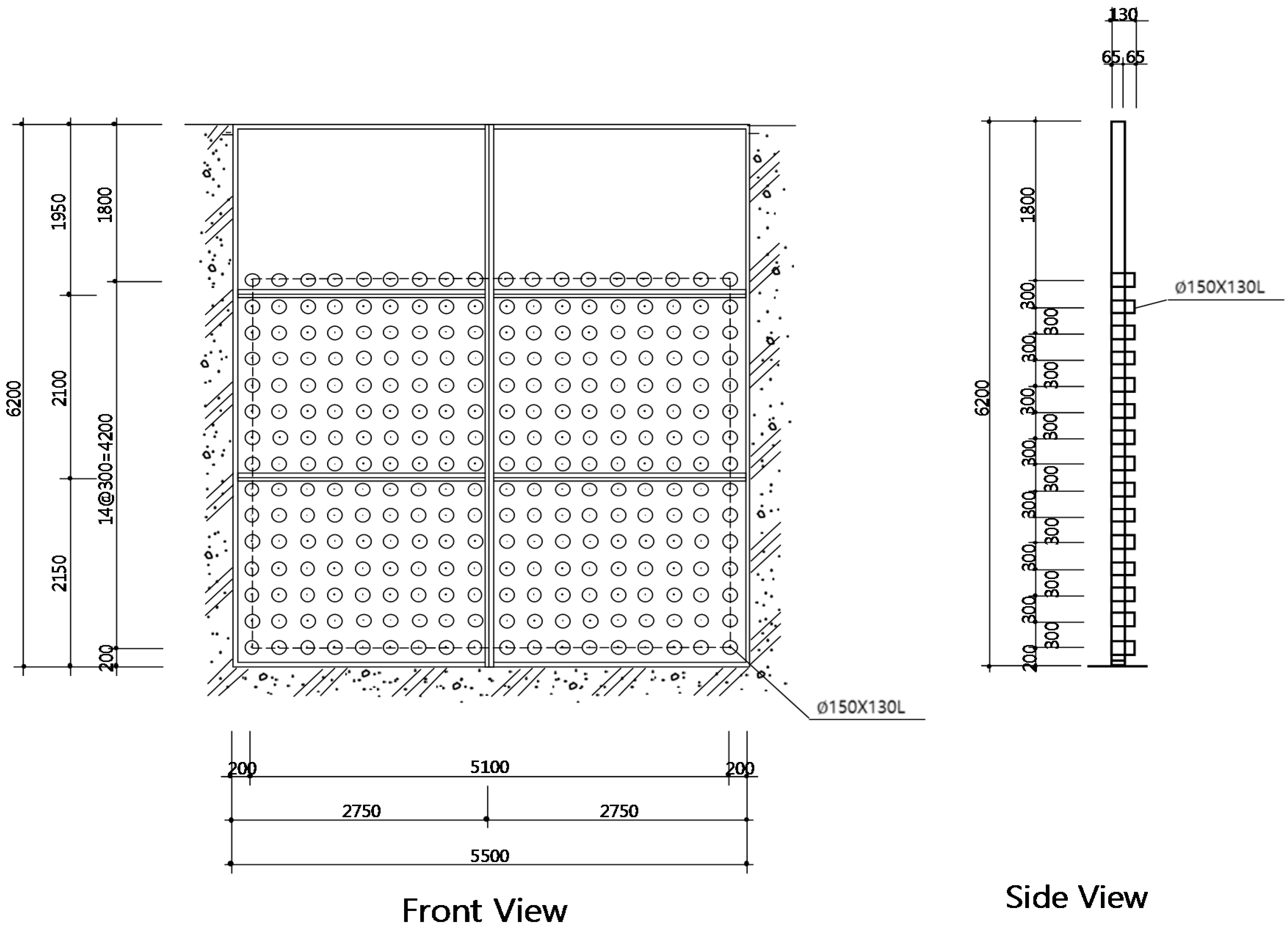 Water   Free Full-Text   Evaluation of Double Perforated
