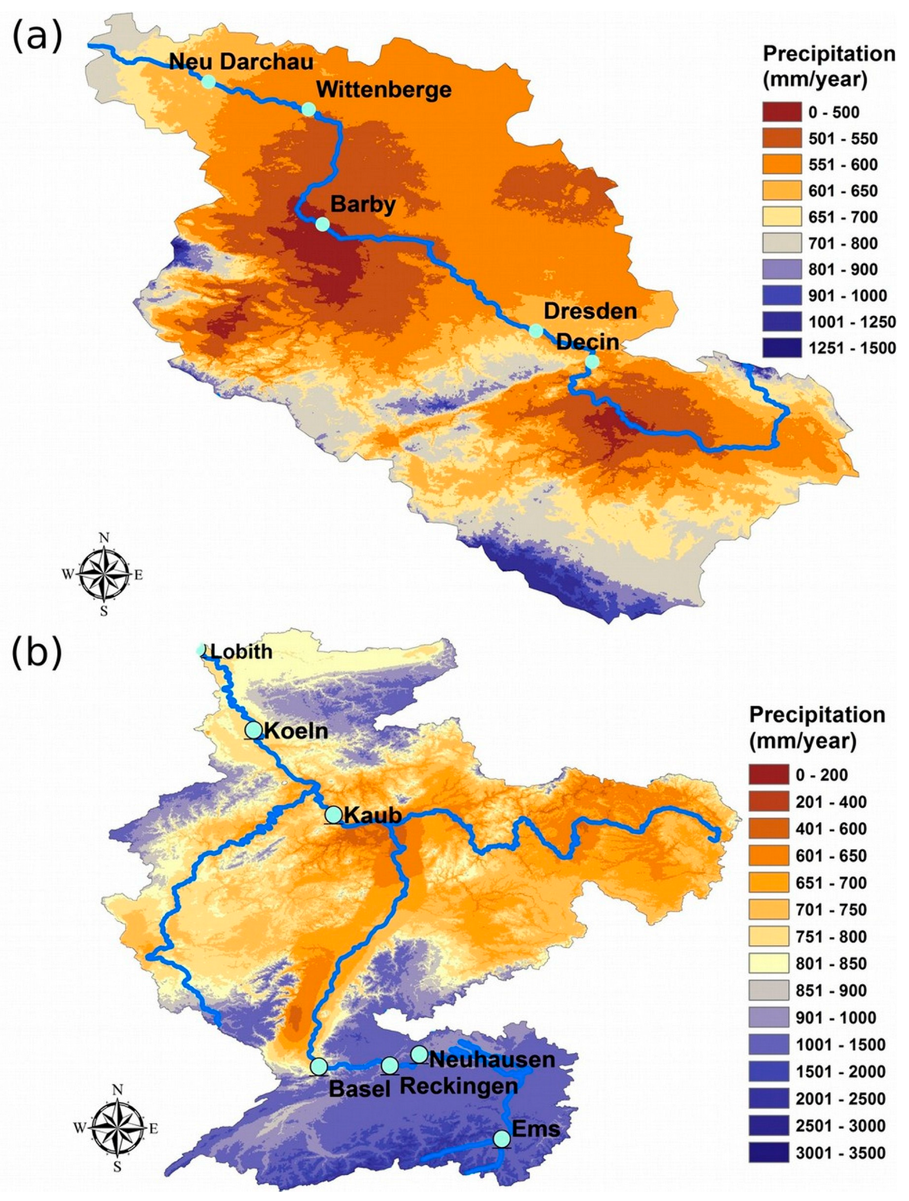 Water  Free FullText  Assessment of Hydrologic Alterations in