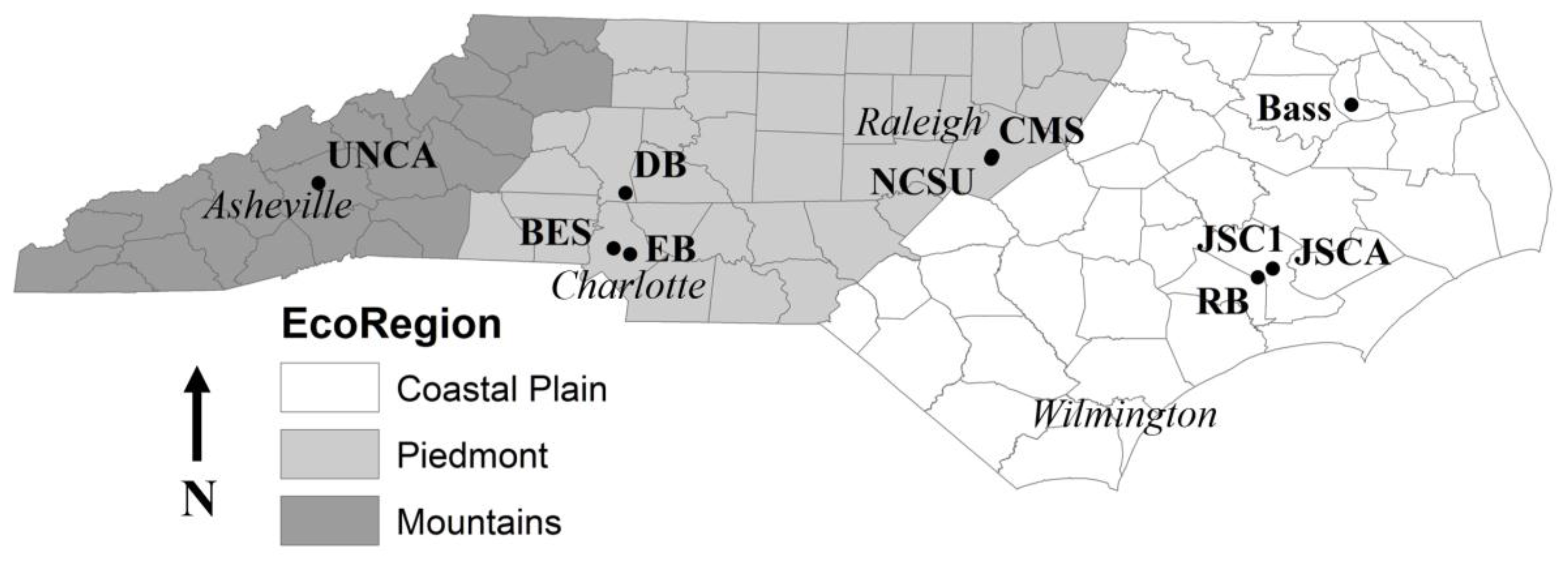 Water Free FullText Adapting The Relaxed TanksinSeries - Nc map nash us download data parcels