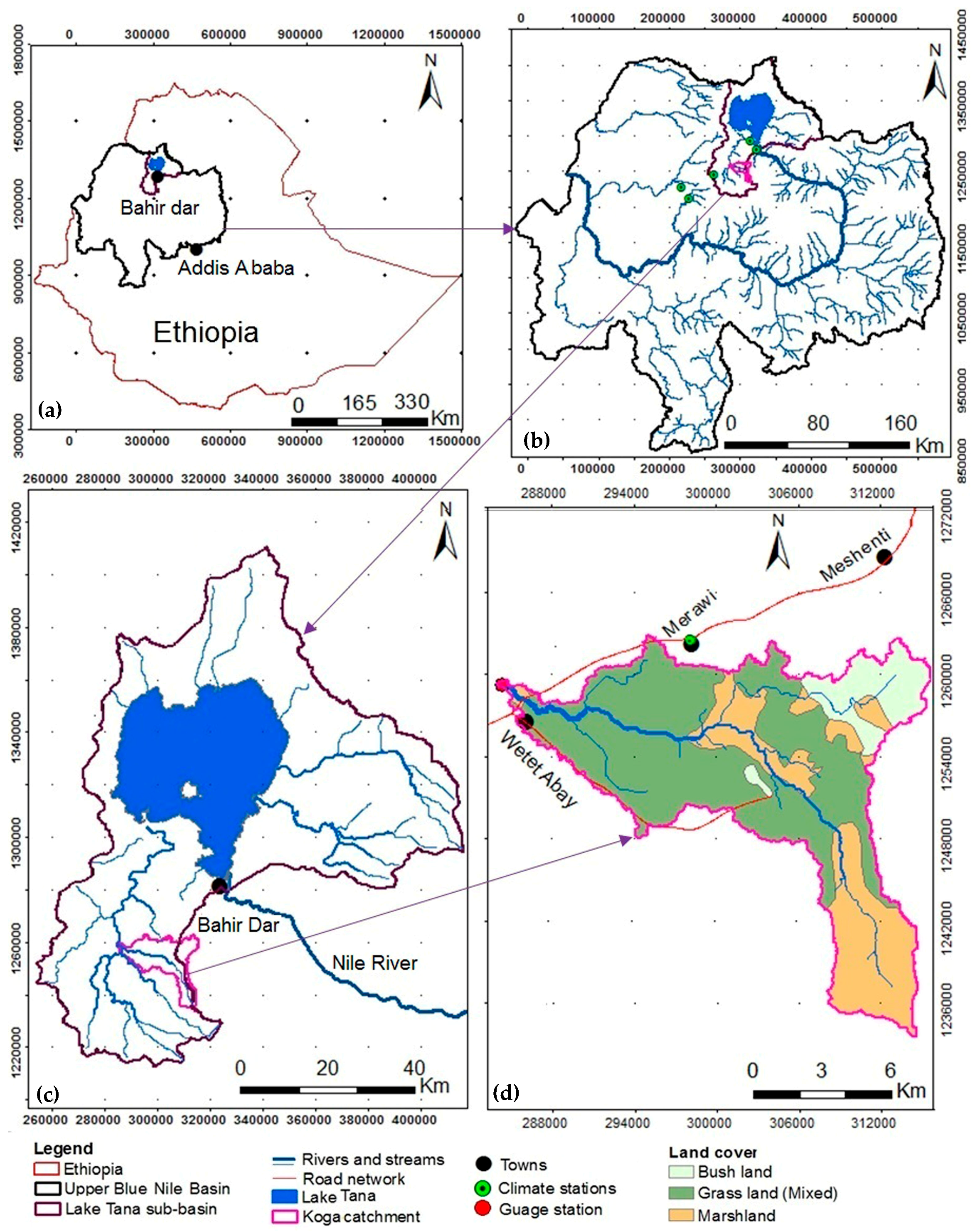 Water Free FullText Streamflow And Sediment Yield Prediction - Nile river location on world map