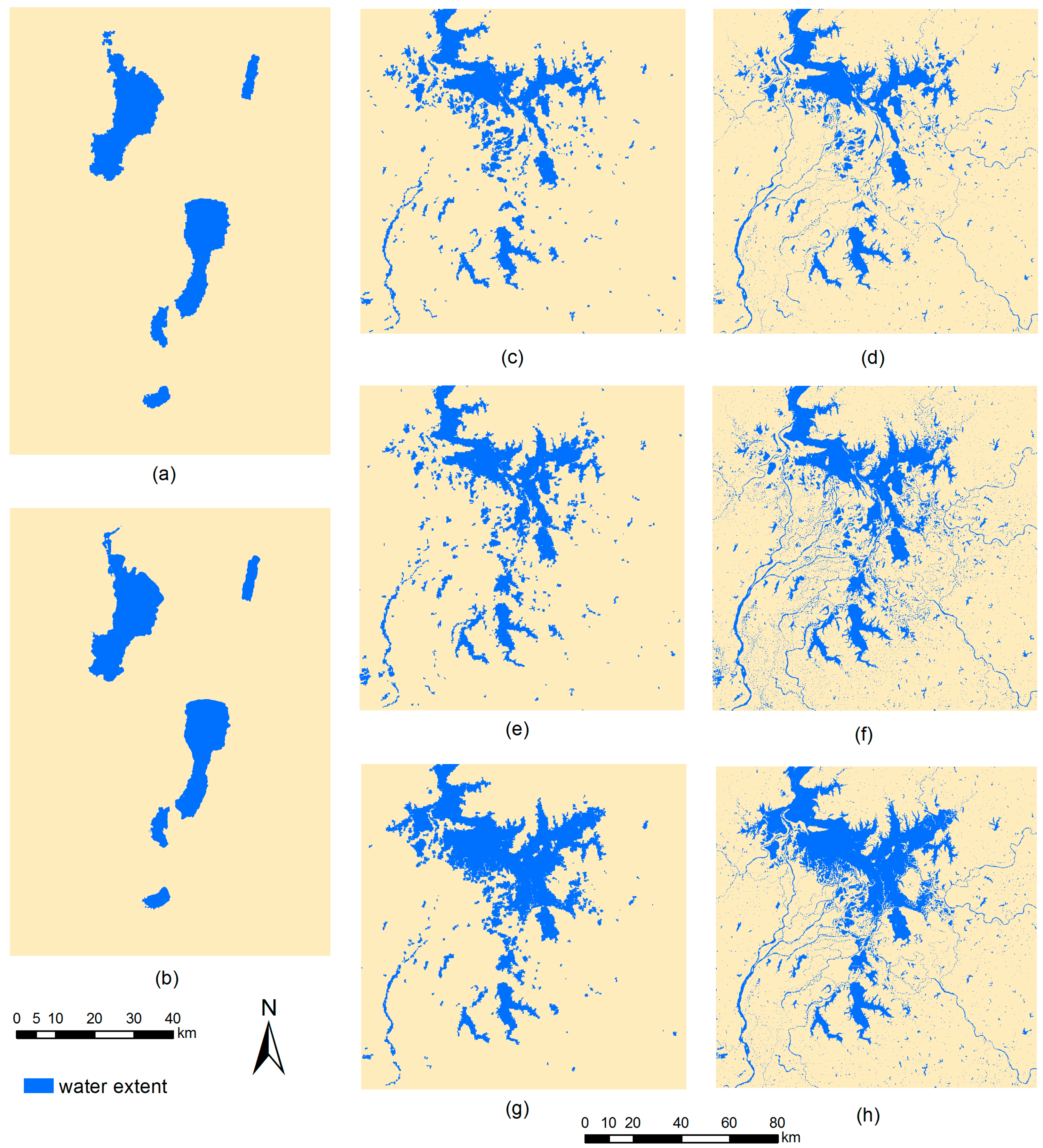 Water free full text spatial downscaling of suomi nppviirs no fandeluxe Gallery