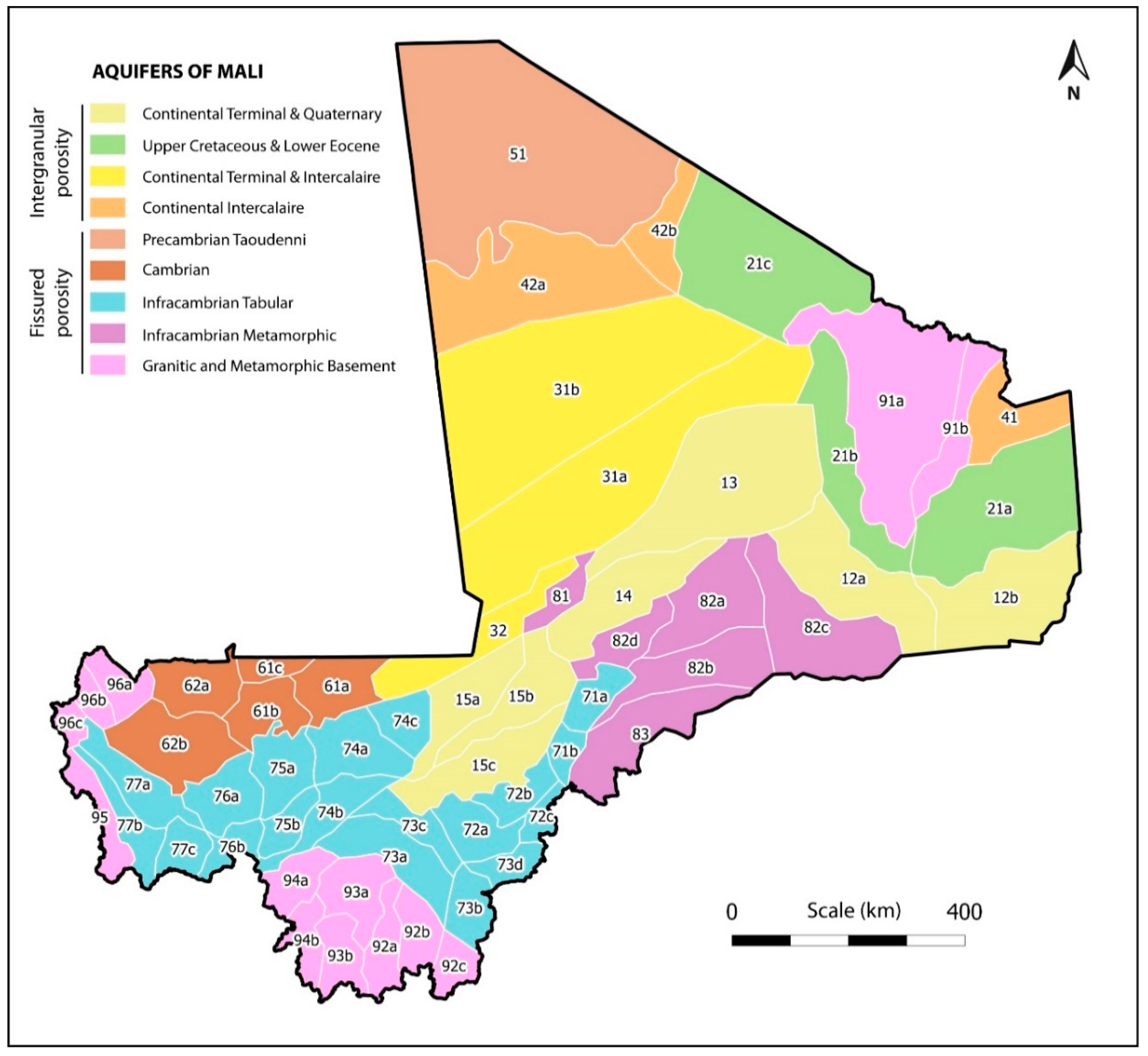 Water free full text a commune level groundwater potential map no fandeluxe Image collections