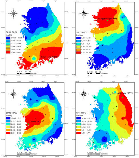 Water | Free Full-Text | Spatial and Temporal Trend Analysis