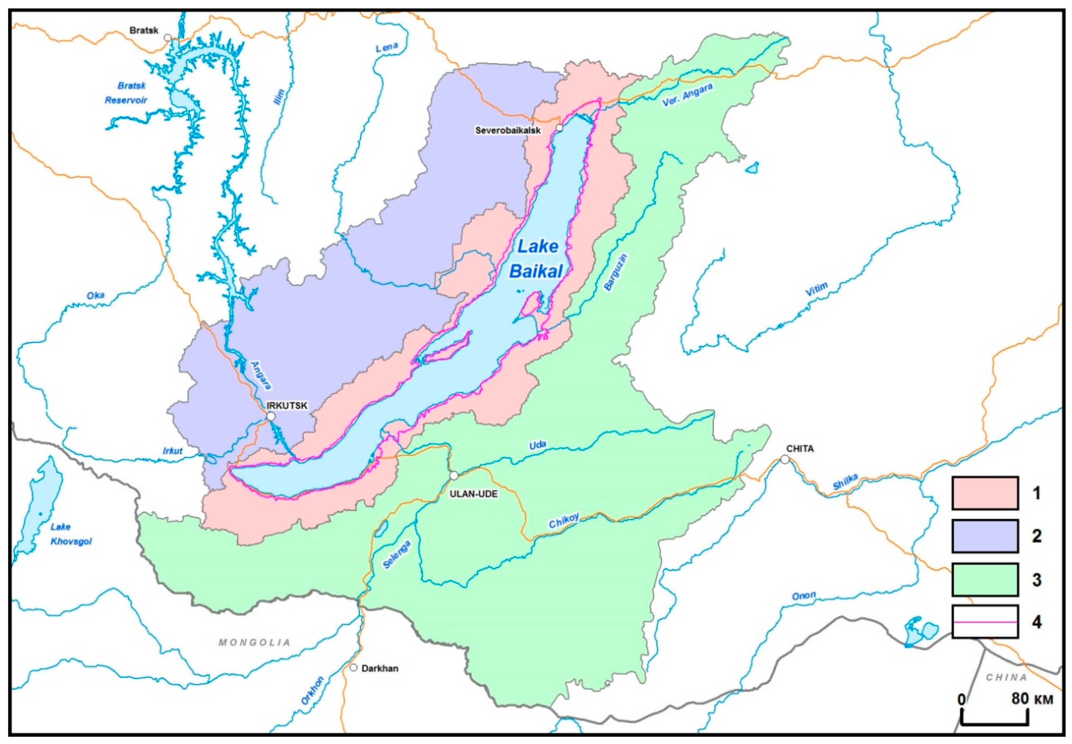 Picture of: Water Free Full Text Water Protection Zoning As An Instrument Of Preservation For Lake Baikal
