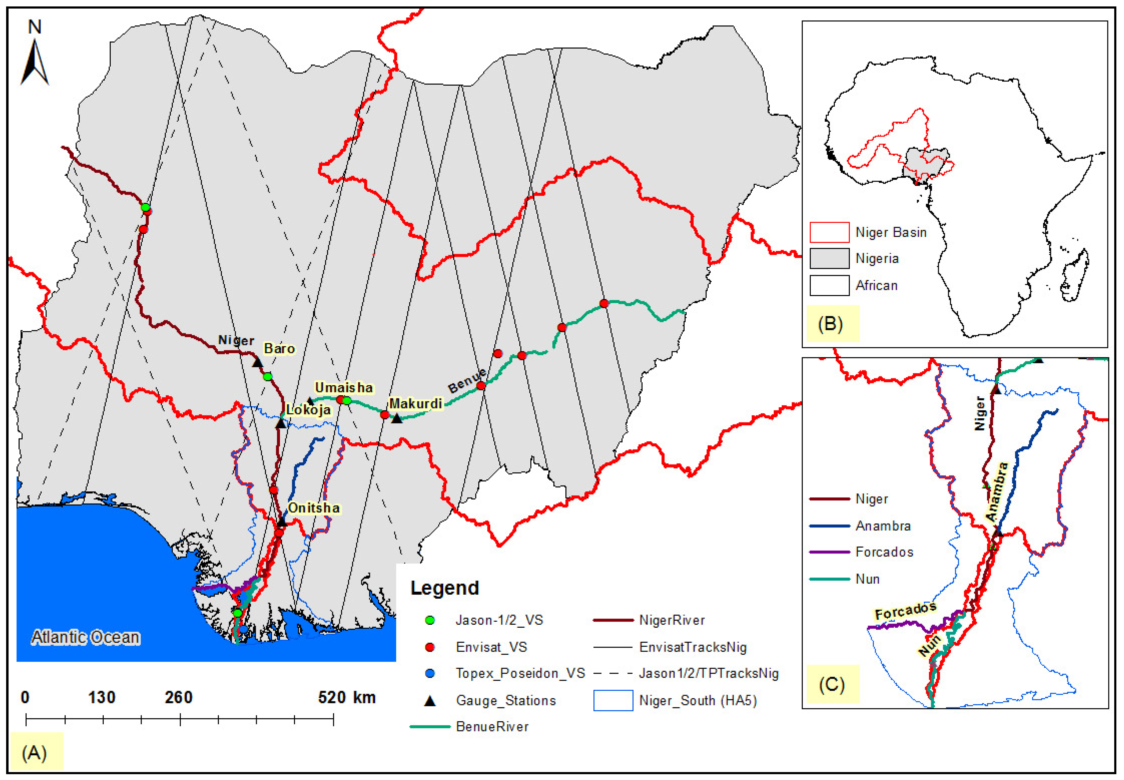 Benue River Africa Map.Water Free Full Text Infilling Missing Data In Hydrology