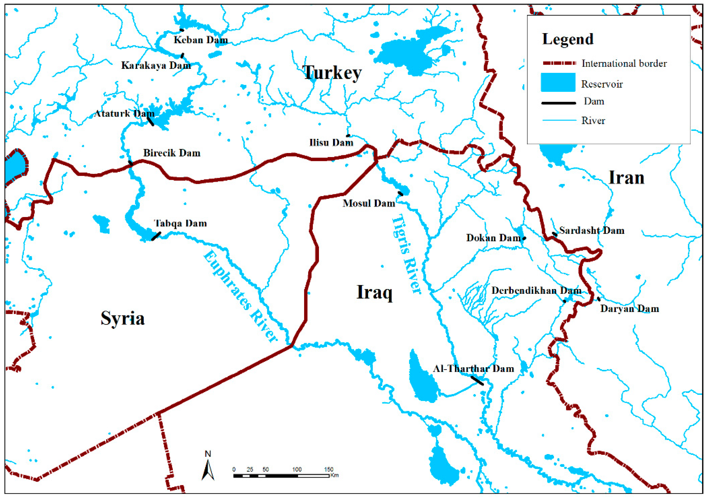 Water   Free Full-Text   Sustainable Water Management in Iraq