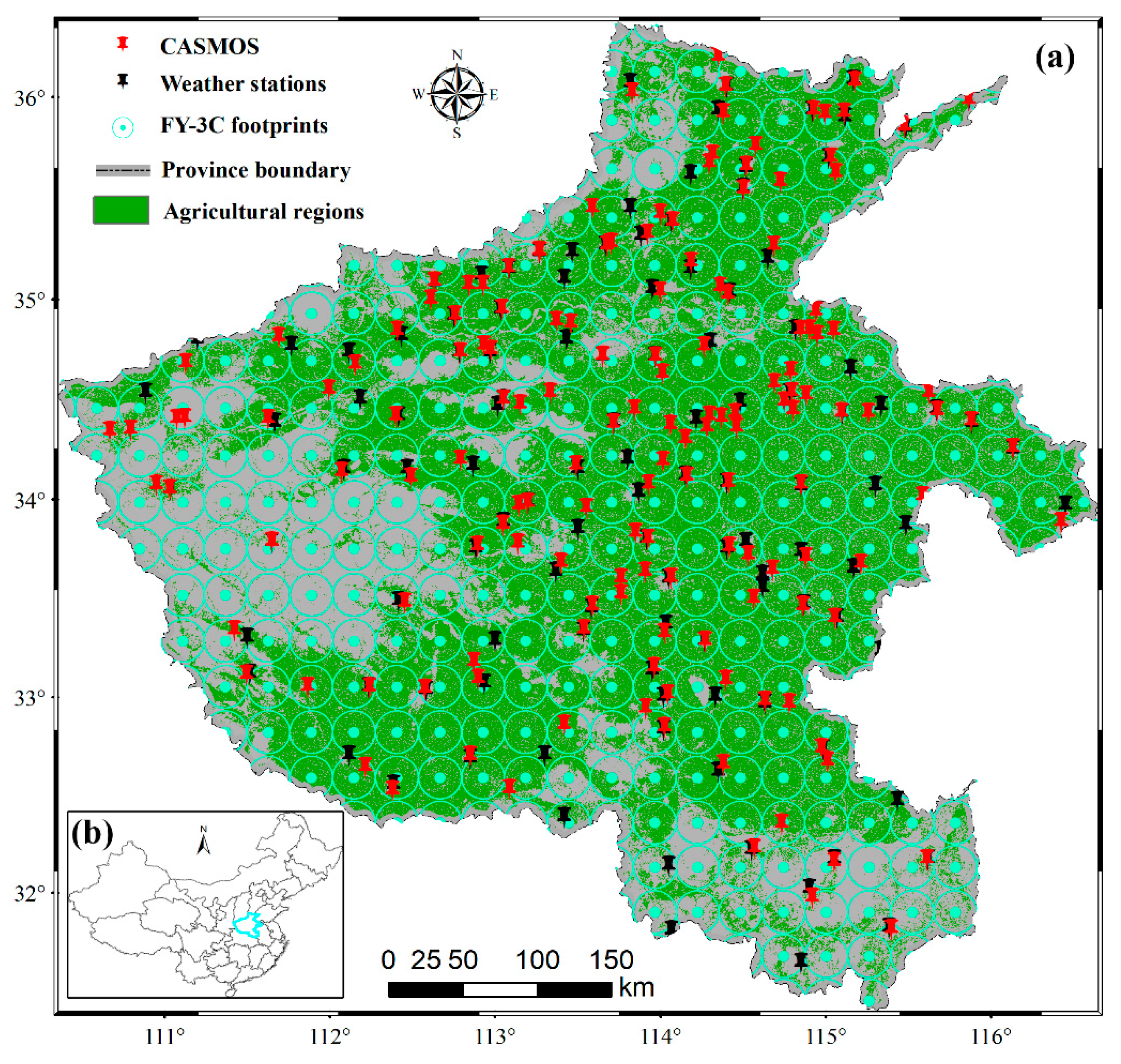 Water | Free Full-Text | Evaluation of Fengyun-3C Soil ...