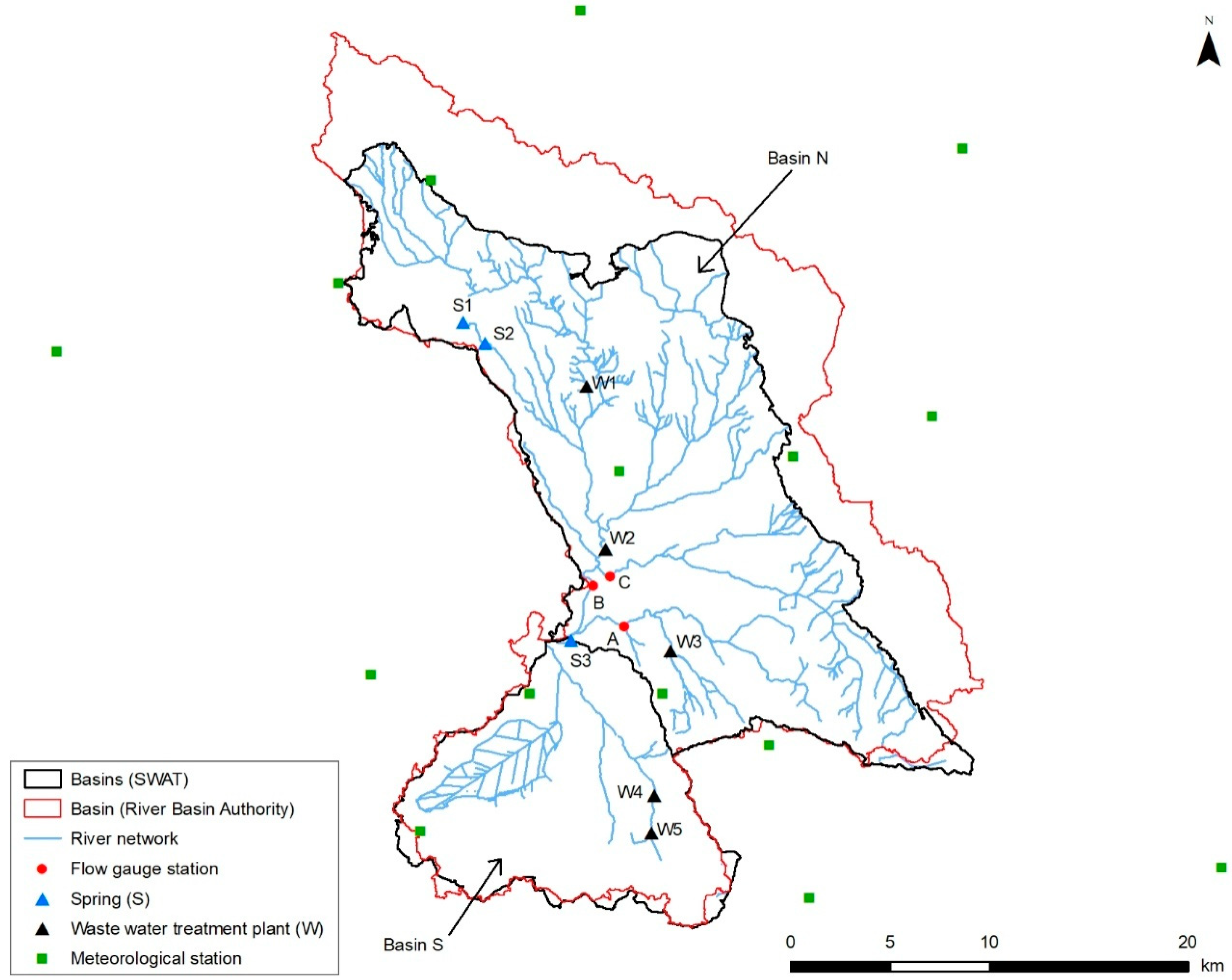 water free full text a spatial analysis to define data New Lincoln water 11 00267 g008