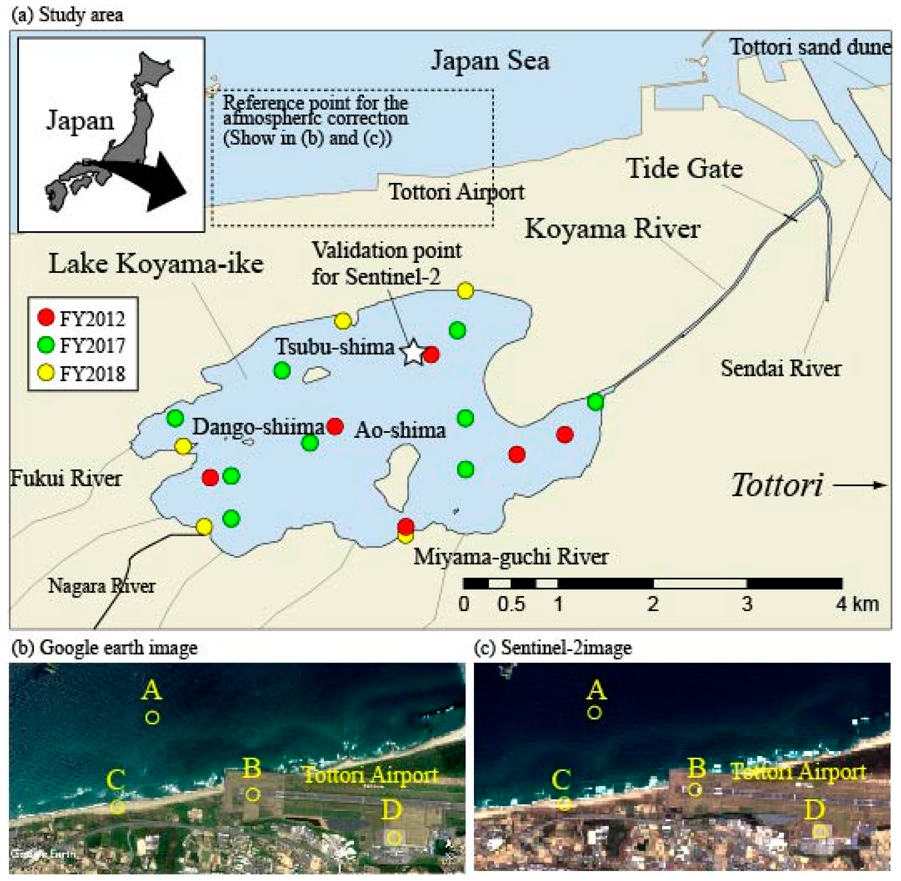 Water | Free Full-Text | A Simple Red Tide Monitoring Method using