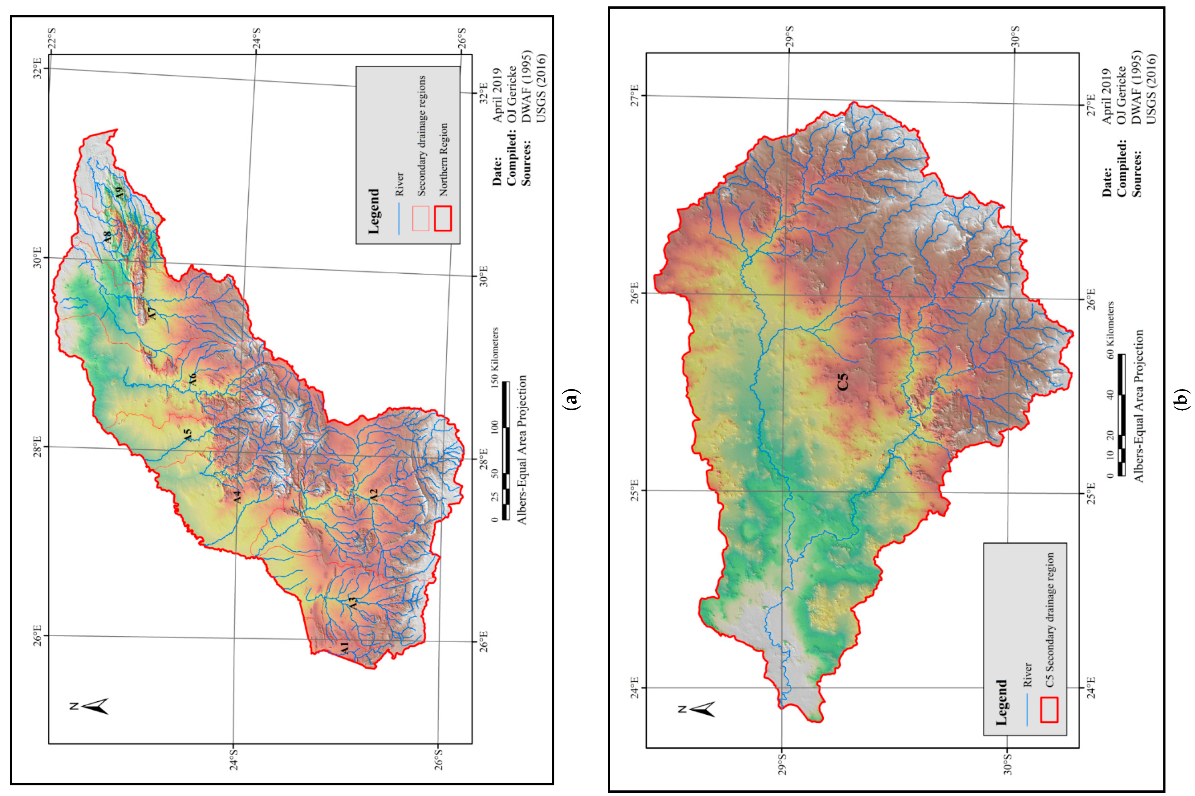 Water | Free Full-Text | GIS Applications to Investigate the