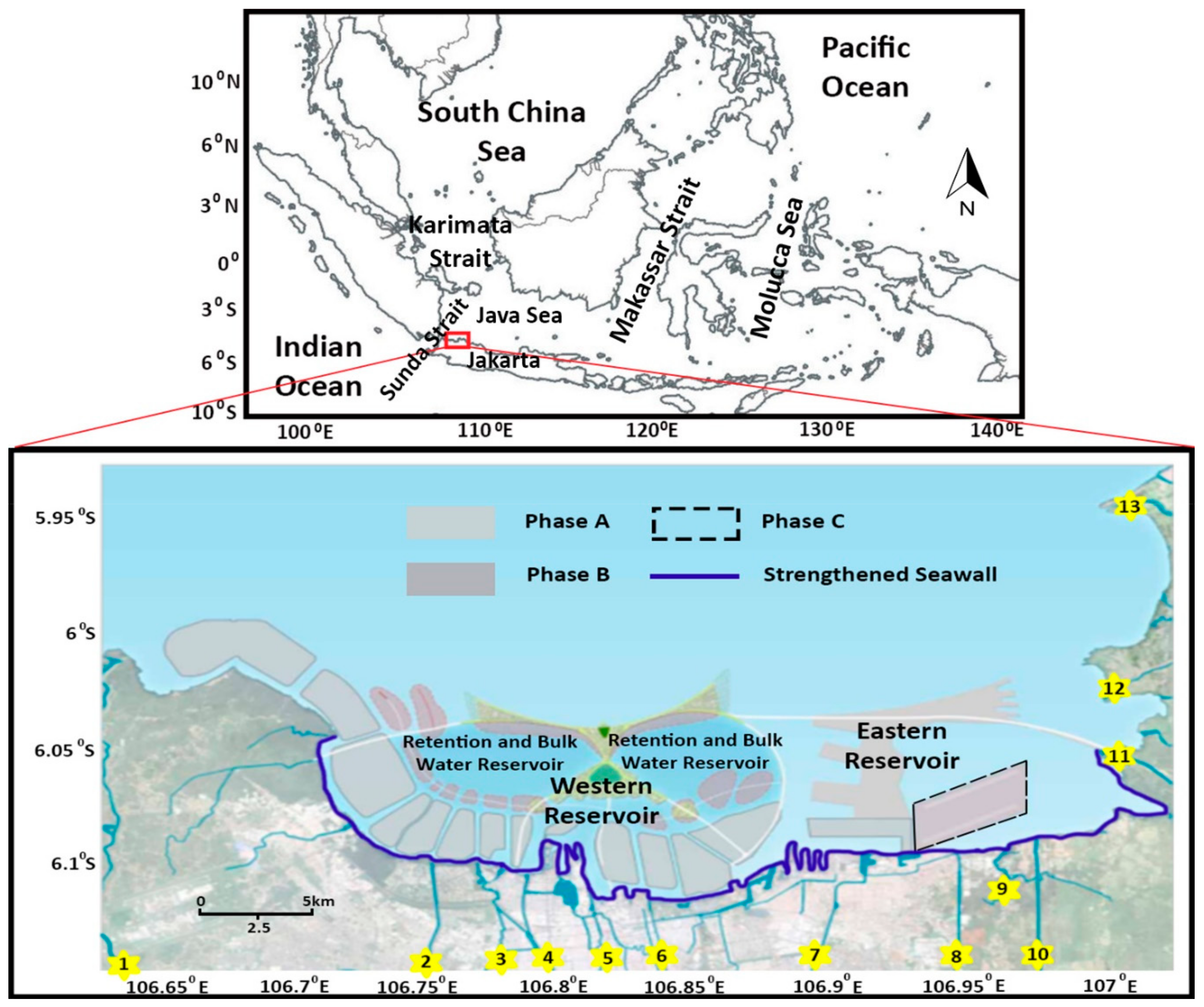Water | Free Full-Text | Impacts of Sea Level Rise and River