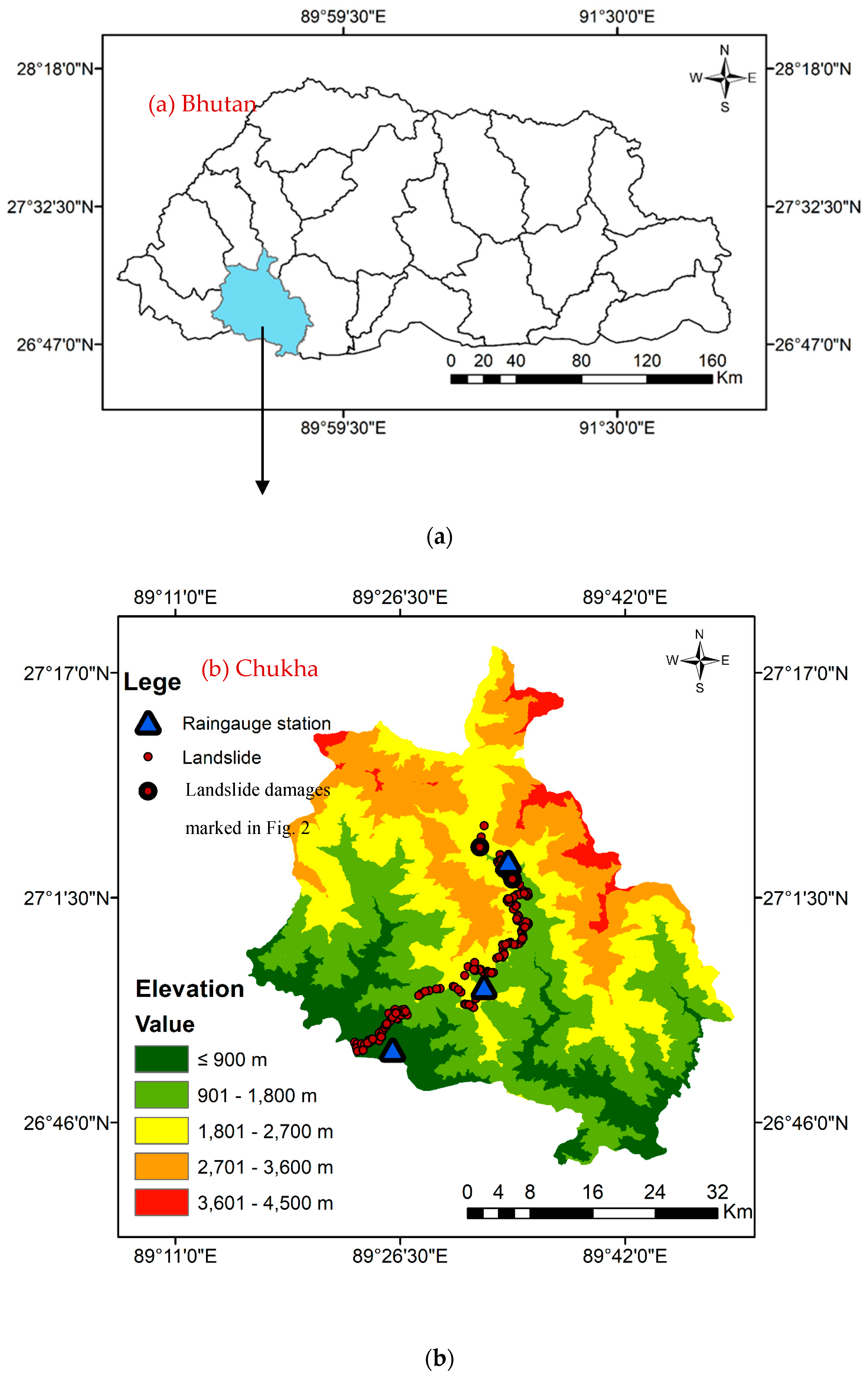 Water | Free Full-Text | Estimating Rainfall Thresholds for
