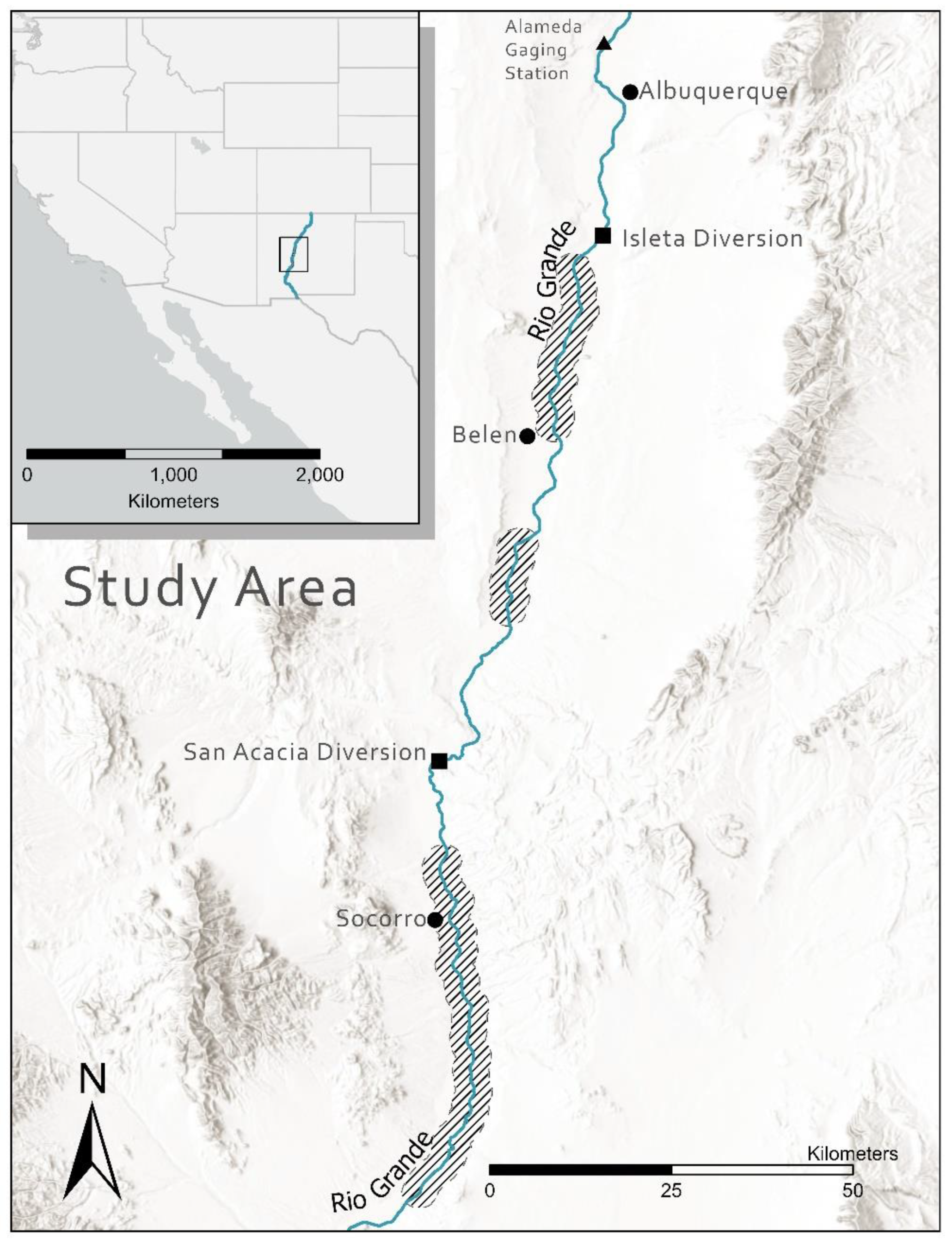Water Free Full Text Fish Rescue During Streamflow Intermittency May Not Be Effective For Conservation Of Rio Grande Silvery Minnow Html