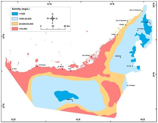Spatial and Temporal Changes of Groundwater